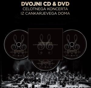 Siddharta izdala trojni posnetek s Simfoniki RTV Slovenija