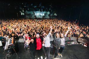 Hamo & Tribute 2 Love razprodali veliko dvorano Kina Šiška