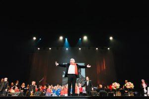 LADO LESKOVAR – 60 let na odru – v polni Gallusovi dvorani
