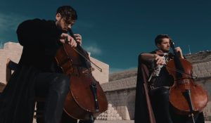 Game Of Thrones in 2CELLOS