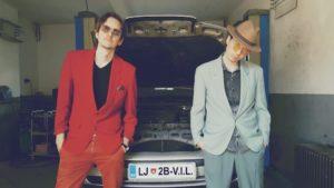 2B v poletje z novim singlom V.I.L.