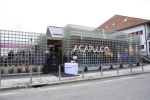 Slovenski estradniki nazdravili novemu Lounge Klubu Acapulco
