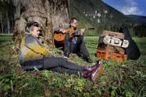 Četrtkovi dueti na Poštni v Mariboru