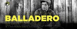 """Balladero napovedal """"I guess tour"""""""