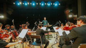 Simfonična Ekstaza na Kitajskem!