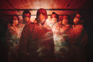Uporniški v svetu prilagajanja Demolition Group napovedujejo brezkompromisni koncert!
