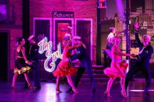 Dance Amore – Plesni spektakel v bleščečem soju Broadwaya