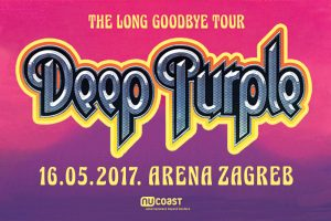 """Deep Purple """"The Long Goodbye Tour"""" z gosti Divlje Jagode v Zagrebu!"""