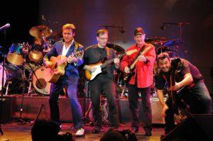 Originalni band legendarnega Elvisa na odru Cvetličarne – Elvis Presley's 83rd Birthday Party