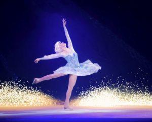 Nagradna Igra – Podarjamo vstopnice za spektakel Disney na ledu!!!