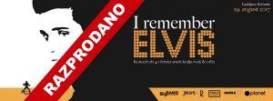 Razprodane Križanke ob 40-letnici smrti kralja rock & rolla – 'I remember Elvis'