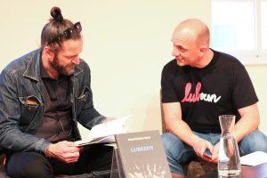 LUBEZEN – Matevž Šalehar Hamo – Predstavitev zbirke pesmi