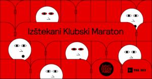 IZŠTEKANI KLUBSKI MARATON: Miha Peterlič, Pantaloons in 3:rma