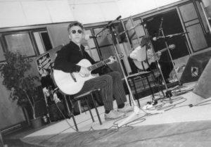 Koncert doma: IZŠTEKANI JANEZ ZMAZEK ŽAN, 1998