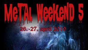 V Kranj prihaja že peti Metal Weekend!