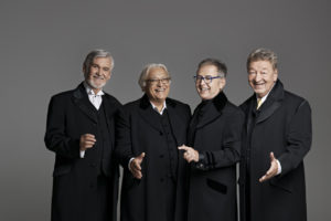 Zimski festival – 2 veliki svetovni zvezdi in eminentni slovenski izvajalci – ponovna združitev legendarnega New Swing Quarteta