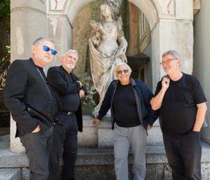 New Swing Quartet in Oto Pestner koncert selijo v preddverje Križank!