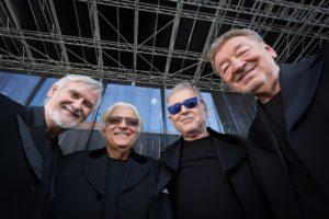 Zaradi selitve v preddverje Križank na voljo še zadnje vstopnice za koncert New Swing Quarteta