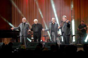New Swing Quartet so z novo energijo osvojili oder Unionske dvorane!