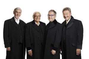New Swing Quartet in Oto Pestner navdušili na Poletni noči