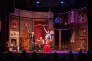 Poslovite se od leta 2018 v družbi večkrat nagrajene komedije z Broadwaya!