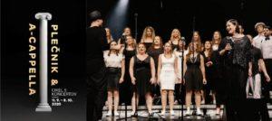 2. koncert cikla PLEČNIK & A-CAPPELLA – Bee Geesus in Nuška Drašček