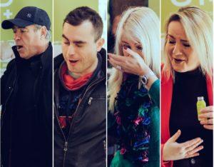 Znani Slovenci na najbolj zdravem letošnjem izzivu #GingerChallenge