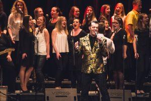Rok'n'Band pričarali romantičen večer v Siti teatru!