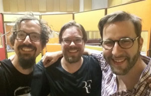 Šalamon Matković Krajnčan Trio