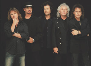 Koncert SMOKIE 45.Years HALA TIVOLI Ljubljana 11.4.