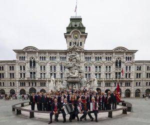 V Stožicah bo nastopil tudi Tržaški Partizanski pevski zbor Pinko Tomažič!