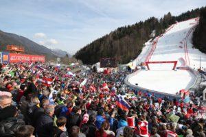 Rekorden obisk v Kranjski Gori, naslednje leto obljubljajo še večji spektakel