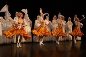 Presunljiv nastop ruske lirične pesmi, plesa in tradicionalne balalajke – 5. oktober 2017, Cankarjev dom
