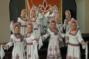 Voroneška dekleta – Državni ansambel pesmi in plesa Rusije – 5. oktober, Cankarjev dom