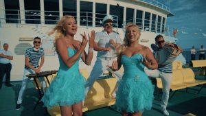 ATOMIK HARMONIK s poletno skladbo in spotom: Mornarić