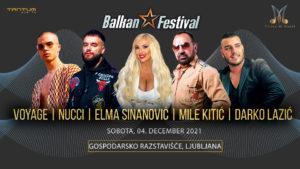 BALKAN FESTIVAL 2021- Ljubljana, 4. December 2021, Gospodarsko Razstavišče