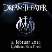 04.02. Dream Theater, Hala tivoli, Ljubljana