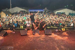 13. GorA RockA uspešno zaključena – Več kot 10.000 obiskovalcev v treh koncertnih večerih