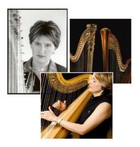 Večer glasbe za dve harfi
