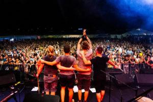 Slovenska rock skupina prodrla v ušesa skupin COLDPLAY in LINKIN PARK