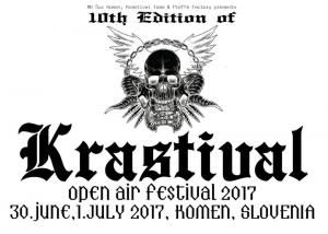 Krastival Open Air Festival 2017