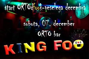 King Foo – vroča glasbena razigranost