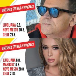 CRVENA JABUKA & LIDIJA BAČIĆ – Restart Tour