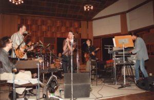 Koncert doma: prvi Izštekani na Valu 202 – MAGNIFICO 1998