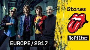 The Rolling Stones – Spielberg (Austria) – 16. sep 2017