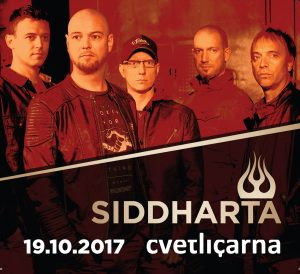 Best of Siddharta – 19. oktober 2017 – Cvetličarna