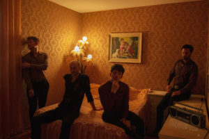 Novi singel 'I'll Talk You Into It' skupine The Black Room