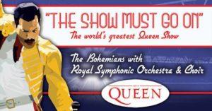 V Halo Tivoli prihaja rock spektakel, posvečen edinstvenu Freddieju Mercuryju, frontmanu največjega kultnega rock banda Queen