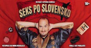 VID VALIČ : Seks po slovensko / Novoletno doživetje / 27.12.2019 / Nova Gorica